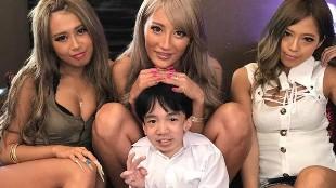 El extraño caso del actor porno japonés que parece un niño