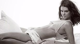 Kendall Jenner presume de trasero en su última sesión