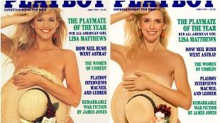 Conejitas 'Playboy' recrean sus portadas 30 a�os despu�s