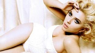 El lado m�s sensual de Scarlett Johansson