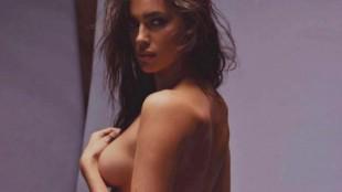 El nuevo y explosivo desnudo de Irina Shayk
