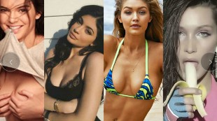 Kardashian, Hadid... Hermanas, sexys y celebrities