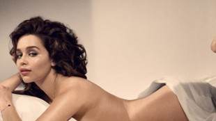 El lado m�s sexy de Emilia Clarke, la prota de 'Juego de Tronos'