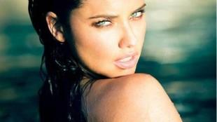 Los posados m�s sensuales de Adriana Lima