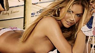 Las curvas de Kate Upton, el cuerpazo del verano