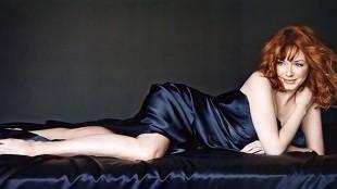 Christina Hendricks, una mujer de curvas peligrosas