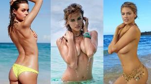 Los desnudos m�s sensuales en el agua