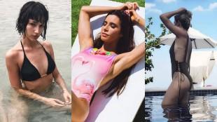 Las 10 famosas m�s guapas de Espa�a