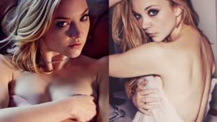 Natalie Dormer, Margaery Tyrell en 'Juego de Tronos', al desnudo