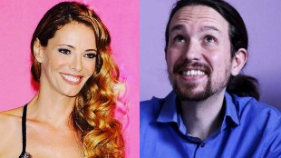 Pablo Iglesias y Paula V�zquez, �juntos?
