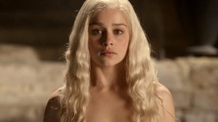 Los mejores desnudos de Emilia Clarke, Khaleesi en 'GOT'