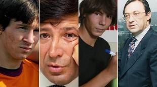 As� han cambiado los personajes m�s importantes del deporte