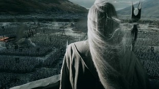 Isengard y la Ant�rtida 'se manifiestan' contra el 155