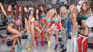 Los ángeles de Victoria's Secret aterrizan en Shanghái