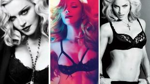 Subastan nuevas fotos de Madonna desnuda