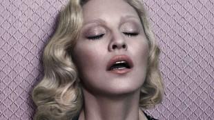 Publican fotograf�as nuevas de Madonna desnuda