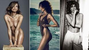 El desnudo integral de Nieves Álvarez a los 45 años