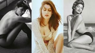 Laetitia Casta despide el año con sus fotos más sensuales