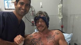 Mickey Rourke: La operación más impresionante de 2017