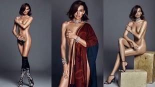 Nieves Álvarez vuelve a hacerlo: Sorprende con otro desnudo integral