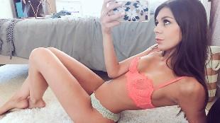 Olivia Lua, la quinta actriz porno que muere en menos de tres meses