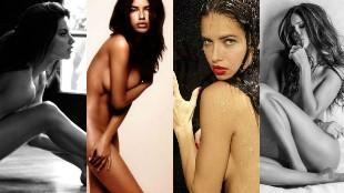 Adriana Lima no quiere desnudarse más, recordamos destapes históricos