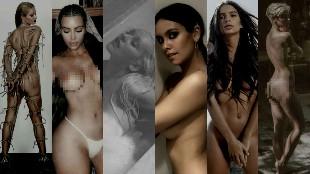 Los mejores desnudos de las celebrities en lo que llevamos de año