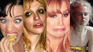 Las comprometidas imágenes que los famosos querrían ocultar