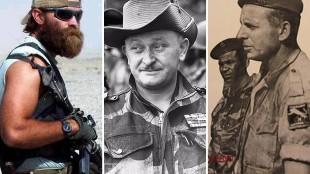 Las 'hazañas de los 30 mercenarios más duros del mundo