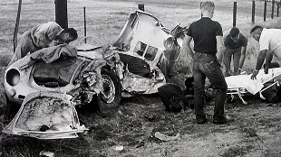 Paul Walker, James Dean, Grace Kelly... 25 accidentes de tráfico que nos dejaron helados