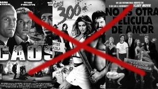 Las 35 peores películas de la historia según la crítica