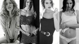 Los ángeles más sexys de la historia de Victoria's Secret