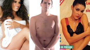 Albert Rivera, Olvido Hormigos y otros políticos al desnudo