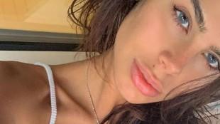 Sara Soldati, la espectacular modelo italiana que ha conquistado a Thibaut Courtois