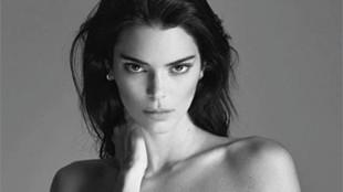El desnudo de Kendall Jenner con el que desafía la censura de Instagram