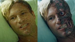 El antes y el después de las escenas con los efectos especiales más increíbles