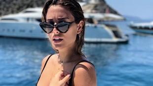 Blanca Suárez recuerda en Instagram su desnudo integral