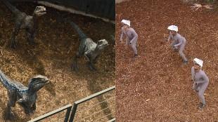 El antes y el después de los mejores efectos especiales en cine y televisión