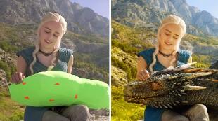 El antes y el después de los efectos especiales más increíbles que jamás hayas visto