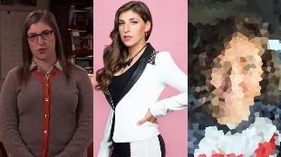 El irreconocible aspecto de Mayim Bialik, Amy en 'The Big Bang Theory'