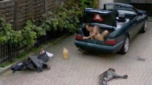 Las imágenes más surrealistas que ha captado Google Maps