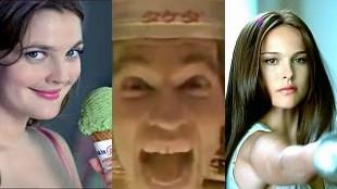 Veinte anuncios protagonizados por famosos que dan vergüenza ajena