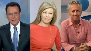 Los momentos más tensos vividos por los presentadores de la televisión en España