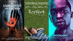 Las 100 mejores películas del siglo XXI, ¡hazte una lista!