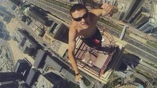 ¡Espeluznante! Selfies hechos segundos antes de morir