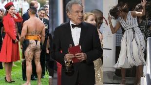 Los momentos más incómodos y vergonzosos que han vivido los famosos