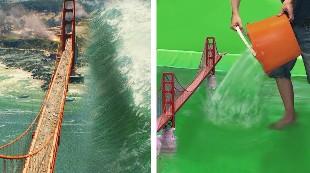 Las escenas con los efectos especiales más impresionantes que verás jamás