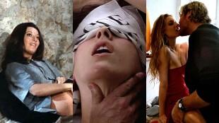 Películas convencionales que incluyeron escenas de sexo real