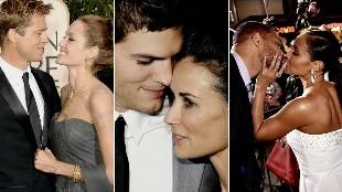 Parejas de famosos que mantienen o mantuvieron una relación abierta