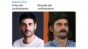 "Fidel, protagonista de los memes de 'Masterchef 8': ""Me falta un hervor'"